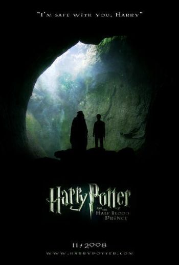 Harry Potteer and the Half-Blood Prince