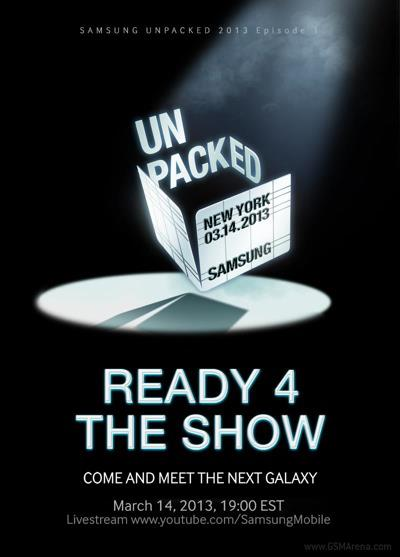 SIV - Samsung invite