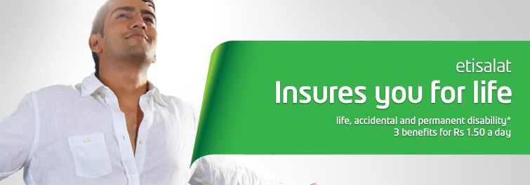 Etisalat Insurance from Etisalat and Ceylinco